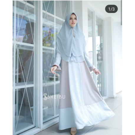 Chiby Dress Mint Green