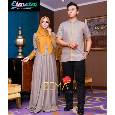 Zema Couple Grey Khaki