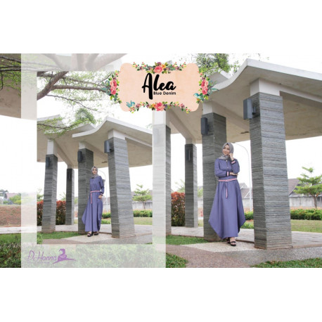 Alea Dress Denim