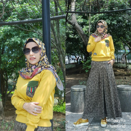 Army Leopard Yellow