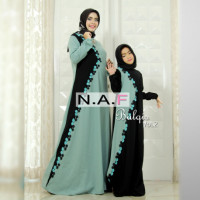 Balqis Mint Black