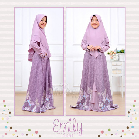 Emily Kids Purple