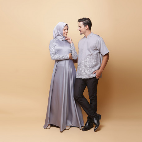 Nizami Couple Grey
