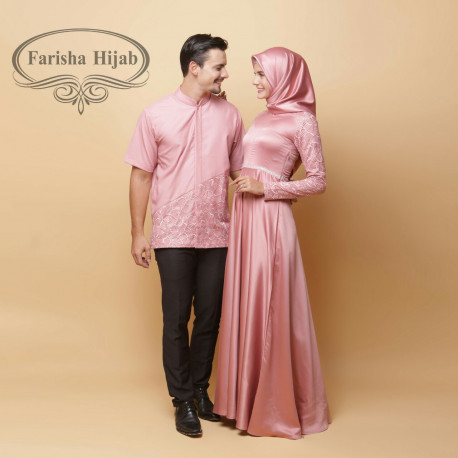 Nizami Couple Pink