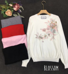 Blossom Light Sweater
