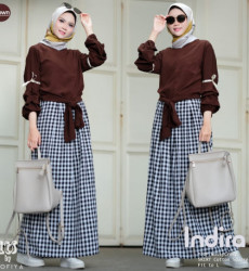Indira Dark Brown