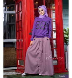 Kinan Casual Purple