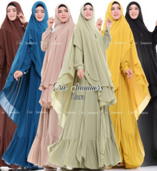 Zara Dress Syari
