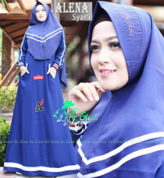 Alena Set Blue