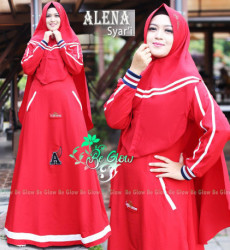 Alena Set Red