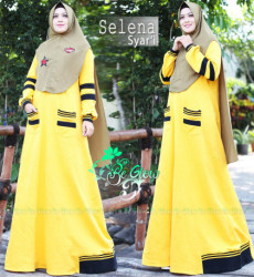 Alena Set Yellow