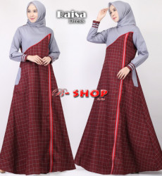 Raisa Dress Grey