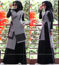 Besuto Dress Grey