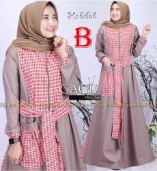 Habibah Dress B