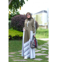 Sabida Dress Army