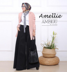 Amellie Set Peach