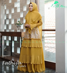 Fathiya Syari Yellow