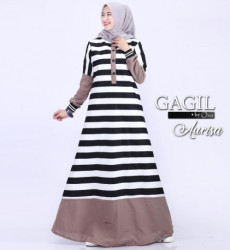 Aurisa Dress Mocca