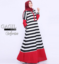 Aurisa Dress Red